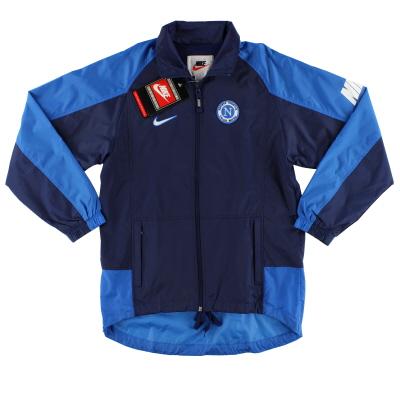 1998-99 Napoli Nike Rain Jacket *w/tags* S