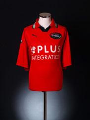 1998-99 NEC Nijmegen Home Shirt XL