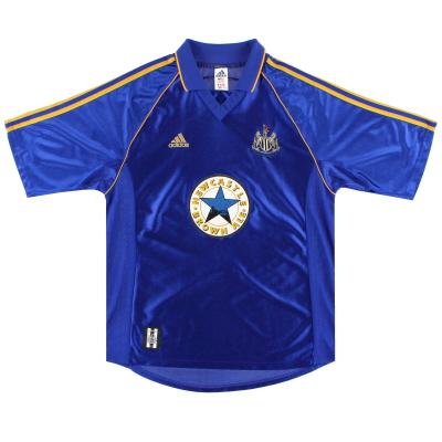 1998-99 Newcastle adidas Away Shirt M