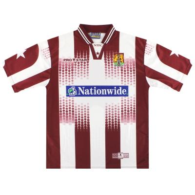1998-99 Northampton Home Shirt L