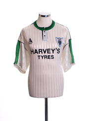 1998-99 Northwich Victoria Away Shirt L