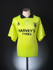 Northwich Victoria  Away baju (Original)