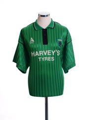 1998-99 Northwich Victoria Home Shirt XL