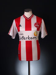 1998-99 Nurnberg Home Shirt XL