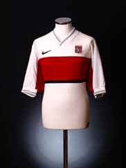 1998-99 Poland Home Shirt XL