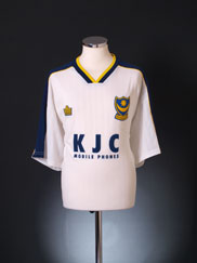 1998-99 Portsmouth Centenary Third Shirt XXL