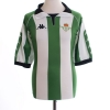 1998-99 Real Betis Home Shirt Denilson #16 XL