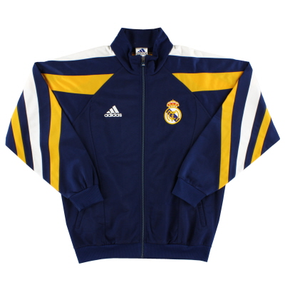 1998-99 Real Madrid Training Jacket M