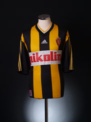 1998-99 Real Zaragoza Away Shirt L