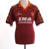1998-99 Roma Home Shirt Totti #10 L