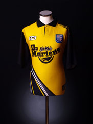 1998-99 Rushden and Diamonds Away Shirt XL