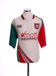 1998-99 Scarborough Home Shirt L