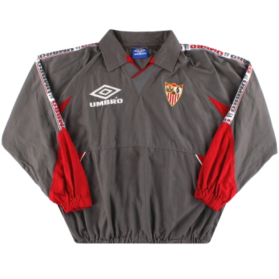 1998-99 Sevilla Umbro Track Top L