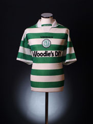 1998-99 Shamrock Rovers Home Shirt XL