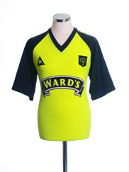 1998-99 Sheffield United Away Shirt XL