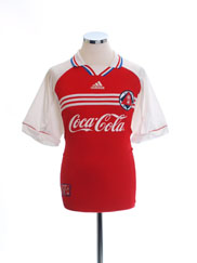 1998-99 South China Home Shirt XL
