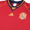 1998-99 Spain adidas Home Shirt M