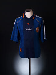 1998-99 Spain Prototype Away Shirt L