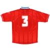 1998-99 SPAL Away Shirt #3 XL