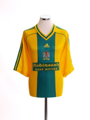 1998-99 Stockport County Away Shirt XL
