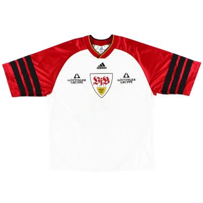 1998-99 Stuttgart adidas Training Shirt XL