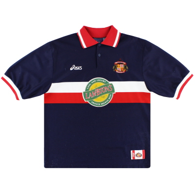 1998-99 Sunderland Asics Away Shirt L