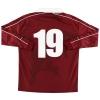 1998-99 Torino Home Shirt #19 L/S L