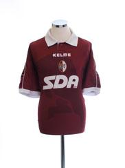 1998-99 Torino Player Issue Home Shirt #20 *Mint* XL