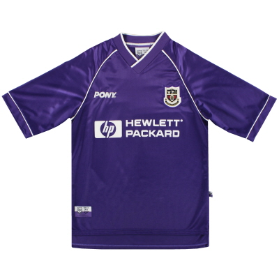 1998-99 Tottenham Pony Away Shirt L