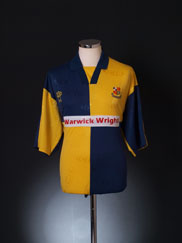 1998-99 Wealdstone FC Away Shirt XL