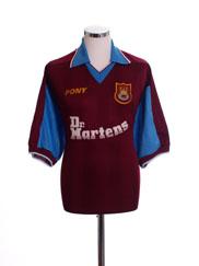 1998-99 West Ham Home Shirt XL