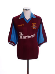 1998-99 West Ham Home Shirt M