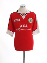 1998-99 Workington AFC Home Shirt L