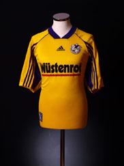 1998-99 Wustenrot Salzburg Away Shirt  L