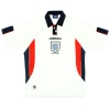 1998 England Match Issue Home Shirt #11 XL