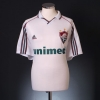 1998 Fluminense Away Shirt #7 XXL