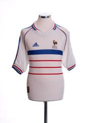 1998 France Away Shirt L