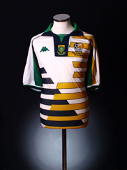 1998 South Africa World Cup Match Issue Home Shirt *BNIB* XL