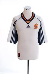 1998 Spain Away Shirt L