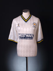 1998 Torquay 'Wembley 1998' Away Shirt XXL