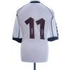1998 Vasco da Gama Home Shirt #11 XL