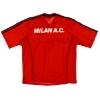 1999-00 AC Milan Player Issue Training Shirt *Mint* L