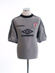 1999-00 AGF Aarhus Umbro Training Shirt XL