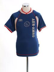 1999-00 Ajax Away Shirt S