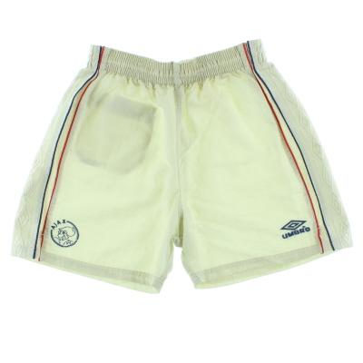 1999-00 Ajax Home Shorts S