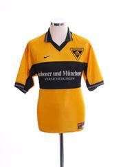 1999-00 Alemannia Aachen Home Shirt S