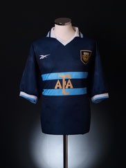 1999-00 Argentina Away Shirt *As New* L