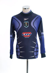 1999-00 Aston Villa Goalkeeper Shirt Y