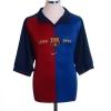 1999-00 Barcelona Centenary Home Shirt Figo #7 XL.Boys