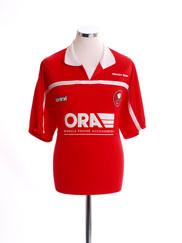 1999-00 Barnsley Home Shirt L